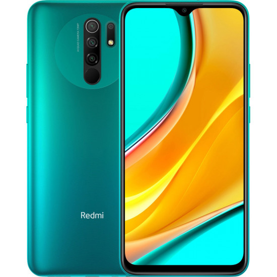 Xiaomi Redmi 9 Ocean Green 3GB/32GB Dual Sim (Global Version) EU